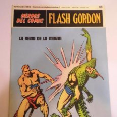 Cómics: FLASH GORDON - NUM 06 - COLECCION HEROES DEL COMIC - BURU LAN - AÑOS 70 - MBE. Lote 60274795