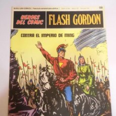 Cómics: FLASH GORDON - NUM 08 - COLECCION HEROES DEL COMIC - BURU LAN - AÑOS 70 - MBE. Lote 60274915