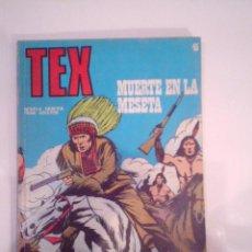 Cómics: TEX - BURU LAN - NUMERO 45 - BUEN ESTADO - CJ 105 - GORBAUD. Lote 60646791