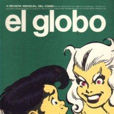 Cómics: COMIC EL GLOBO. Nº 4. AÑO 1973. Lote 61009587