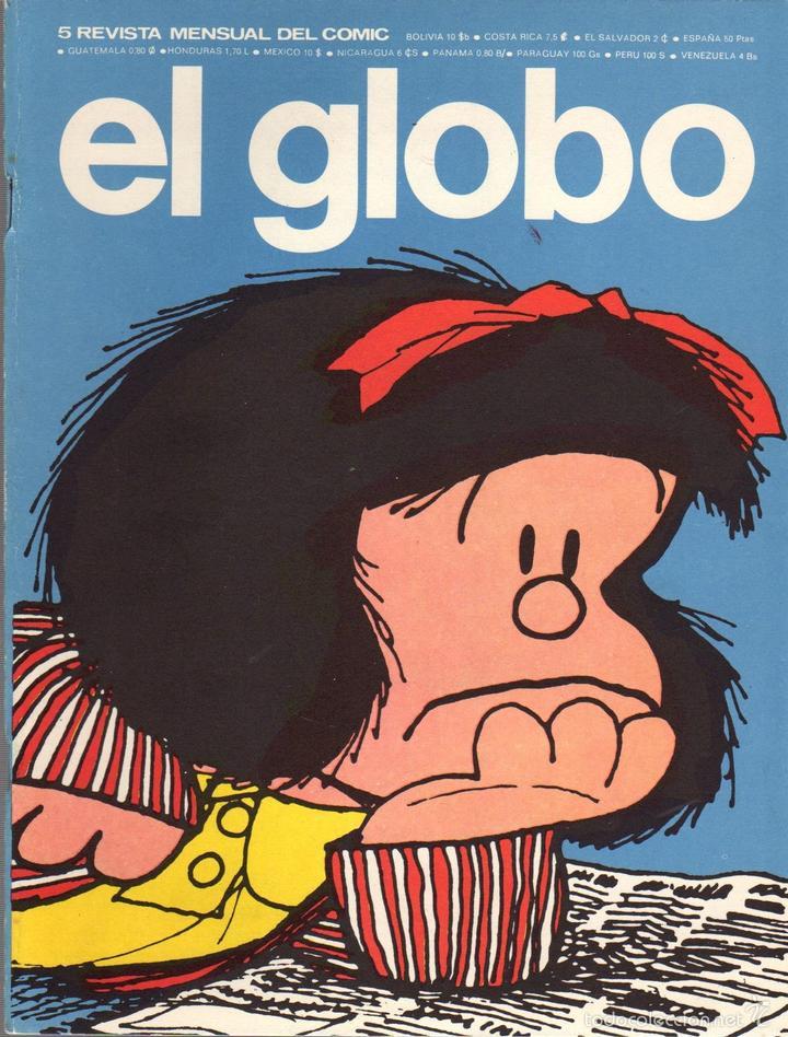 COMIC EL GLOBO. Nº 5. AÑO 1973 (Tebeos y Comics - Buru-Lan - Otros)