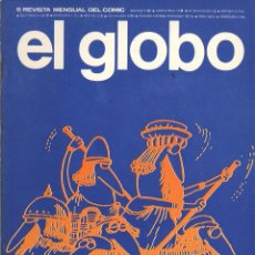 Cómics: COMIC EL GLOBO. Nº 6. AÑO 1973. Lote 61009987