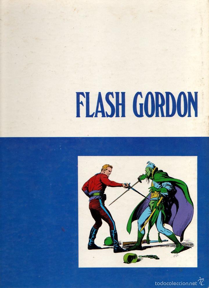 FLASH GORDON. HEROES DEL COMIC. TOMO 1. AÑO 1971 (Tebeos y Comics - Buru-Lan - Flash Gordon)
