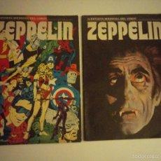 Cómics: ZEPPELIN. Lote 61118987