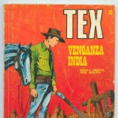 Cómics: TEX - Nº 25 - VENGANZA INDIA - BURU LAN - 1971. Lote 61355357