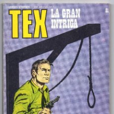 Cómics: TEX Nº 81 (BURU LAN 1974). Lote 62227280