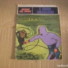 Cómics: EL HOMBRE ENMASCARADO Nº 62, HEROES DEL COMIC, EDITORIAL BURULAN. Lote 62524168