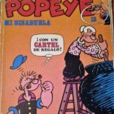 Cómics: TEBEO DE POPEYE, NUM.13 MI BISABUELA. Lote 63450912