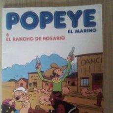 Cómics: POPEYE 6 BURU LAN. Lote 63530168