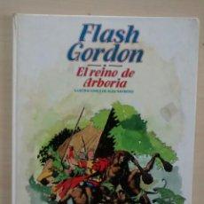 Cómics: FLASH GORDON - EL REINO DE ARBORIA - ED. BURULAN 1983. Lote 63549992