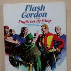 Cómics: FLASH GORDON - FUGITIVOS DE MING - ED. BURULAN 1983. Lote 63550284