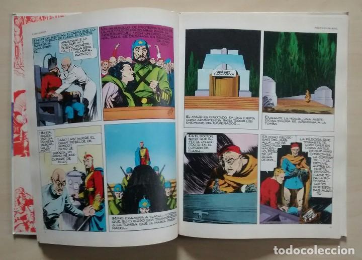 Cómics: Flash Gordon - Fugitivos de Ming - ed. Burulan 1983 - Foto 4 - 63550284