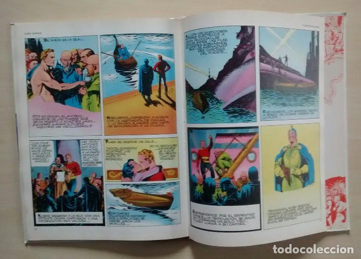 Cómics: Flash Gordon - Fugitivos de Ming - ed. Burulan 1983 - Foto 6 - 63550284