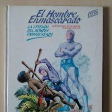 Cómics: EL HOMBRE ENMASCARADO - LA LEYENDA DEL HOMBRE ENMASCARADO - ED. BURULAN 1983. Lote 63551964