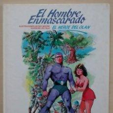 Cómics: EL HOMBRE ENMASCARADO - EL HEROE DE OLAN - ED. BURULAN 1983. Lote 63552176