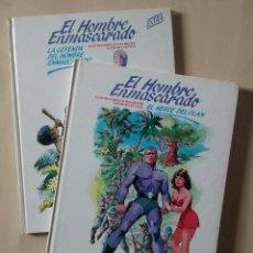 Cómics: EL HOMBRE ENMASCARADO - EL HEROE DE OLAN Y LA LEYENDA - ED. BURULAN 1983. Lote 63552712