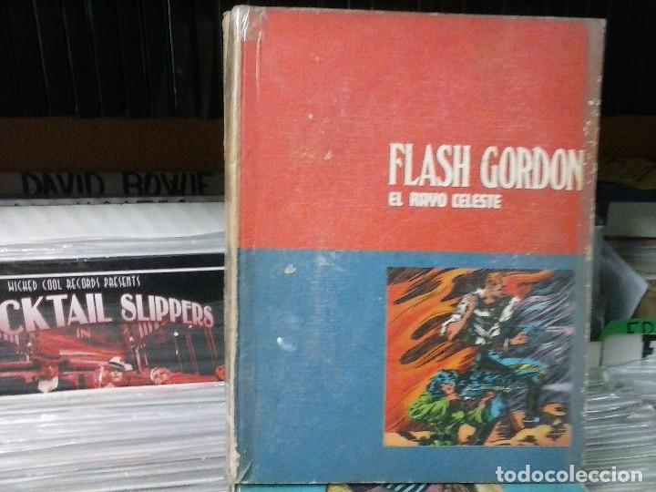 FLASH GORDON TOMO 01, EL RAYO CELESTE, BURU LAN (Tebeos y Comics - Buru-Lan - Flash Gordon)