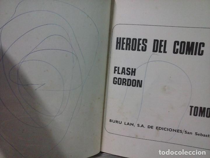 Cómics: Flash gordon tomo 01, el rayo celeste, Buru lan - Foto 2 - 63664147