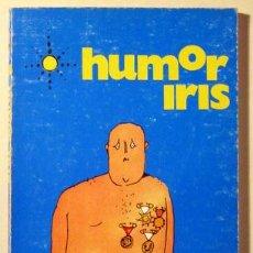 Cómics: EDU - HUMOR IRIS - BURU LAN 1972 - ILUSTRADO. Lote 64602251