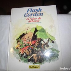 Cómics: FLASH GORDON Nº 7.-EL REINO DE ARBORIA.-ILUSTRACIONES DE ALEX RAYMOND.BURULAN 1983. Lote 66273782