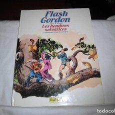 Cómics: FLASH GORDON Nº 6.-LOS HOMBRES SELVATICOS.-ILUSTRACIONES DE ALEX RAYMOND.BURULAN 1983. Lote 66273982