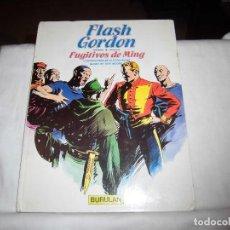Cómics: FLASH GORDON Nº 8.-FUGITIVOS DE MING.-ILUSTRACIONES DE ALEX RAYMOND.BURULAN 1983. Lote 66274402