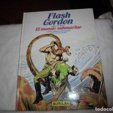 Cómics: FLASH GORDON Nº 5.-EL MUNDO SUBMARINO.-ILUSTRACIONES DE ALEX RAYMOND.BURULAN 1983. Lote 66274610