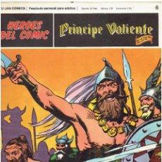 Cómics: FLASH GORDON-HEROES DEL COMIC DE BURU LAN COMICS Nº 6. Lote 66278658