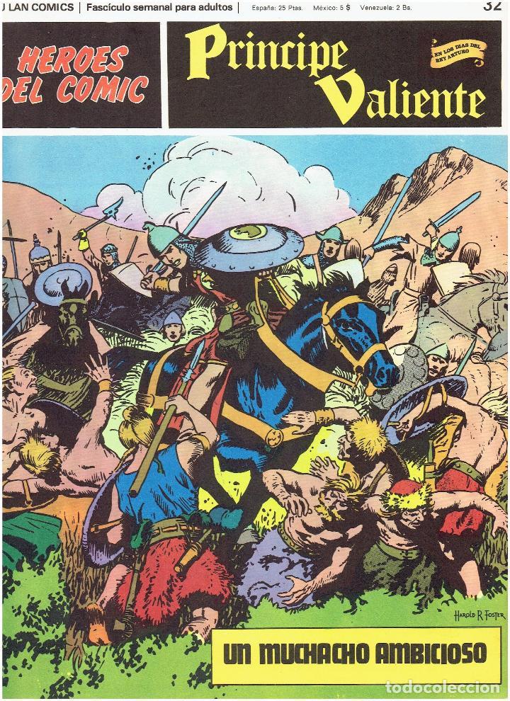 FLASH GORDON-HEROES DEL COMIC DE BURU LAN COMICS Nº 32 (Tebeos y Comics - Buru-Lan - Flash Gordon)