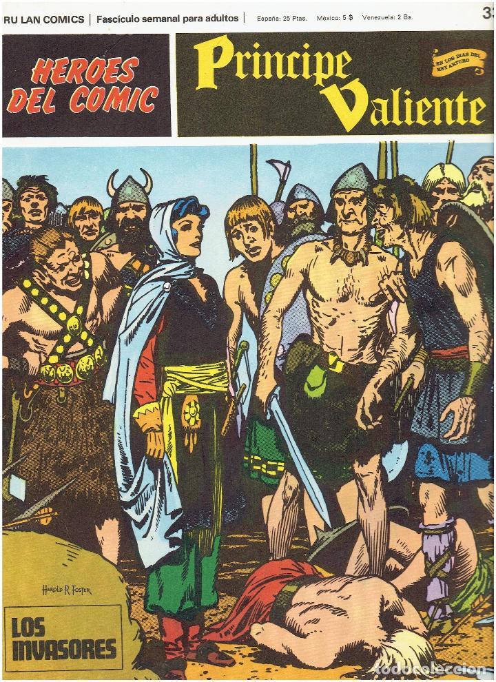 FLASH GORDON-HEROES DEL COMIC DE BURU LAN COMICS Nº 33 (Tebeos y Comics - Buru-Lan - Flash Gordon)