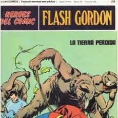 Cómics: FLASH GORDON-HEROES DEL COMIC DE BURU LAN COMICS Nº 39. Lote 66279070
