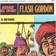 Cómics: FLASH GORDON-HEROES DEL COMIC DE BURU LAN COMICS Nº 55. Lote 66279206
