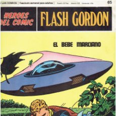 Cómics: FLASH GORDON-HEROES DEL COMIC DE BURU LAN COMICS Nº 65. Lote 66279342