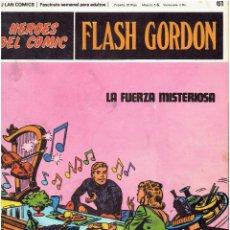 Cómics: FLASH GORDON-HEROES DEL COMIC DE BURU LAN COMICS Nº 61. Lote 66279502