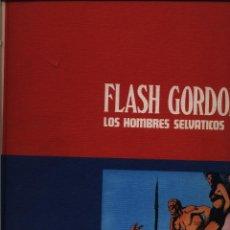 Cómics: FLASH GORDON LOS HOMBRES SELVATICOS TOMO 02 - BURULAN 1972 GASTOS DE ENVIO GRATIS. Lote 66287866