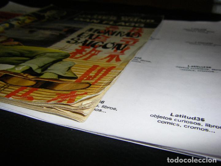 Cómics: AGENTE 007 JAMES BOND. DAN FLAGG. MORIRAS EN SAIGON - Foto 3 - 67391761