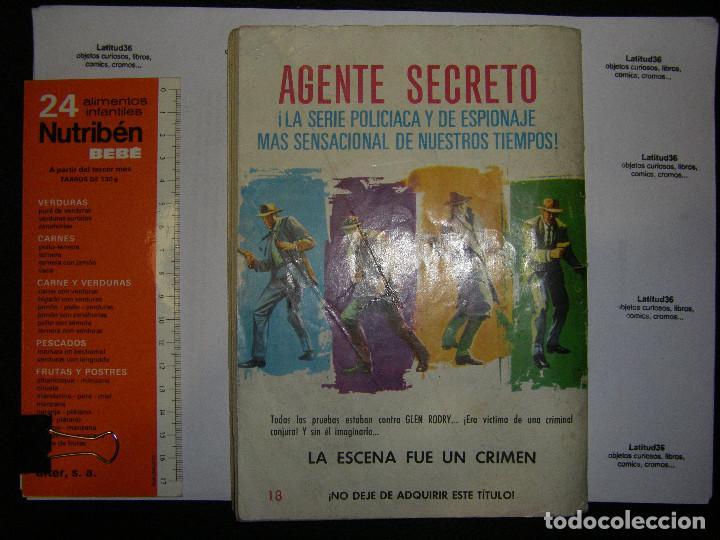 Cómics: AGENTE 007 JAMES BOND. DAN FLAGG. MORIRAS EN SAIGON - Foto 4 - 67391761