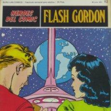 Cómics: FLASH GORDON-HEROES DEL COMIC Nº12. Lote 67530381