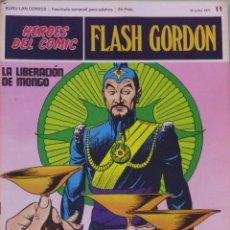 Cómics: FLASH GORDON Nº 11 - HEROES DEL COMIC . Lote 67544837