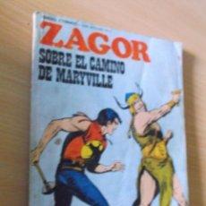 Cómics: ZAGOR Nº 57 SOBRE EL CAMINO DE MARYVILLE. Lote 67820497