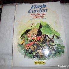 Cómics: FLASH GORDON Nº 7.- EL REINO DE ARBORIA.ILUSTRACIONES DE ALEX RAYMOND.BURULAN 1983. Lote 68072657