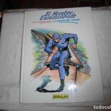 Cómics: EL HOMBRE ENMASCARADO Nº 14.LA BANDA DEL TUCAN.ILUSTRACIONES DE RAY MOORE/GUION DE LEE FALK BURULAN . Lote 68129445