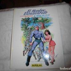 Cómics: EL HOMBRE ENMASCARADO Nº 3.EL HEROE DEL OLAN.ILUSTRACIONES DE RAY MOORE/GUION DE LEE FALK BURULAN . Lote 68129577