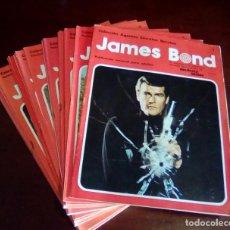 Cómics: JAMES BOND - BURULAN - 24 COMICS - DEL 1 AL 24 - CASI NUEVOS. Lote 68609445