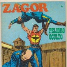 Cómics: ZAGOT Nº 14. BURU LAN 1971.. Lote 68679037
