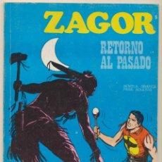 Cómics: ZAGOR Nº 9. BURU LAN 1971.. Lote 68680413