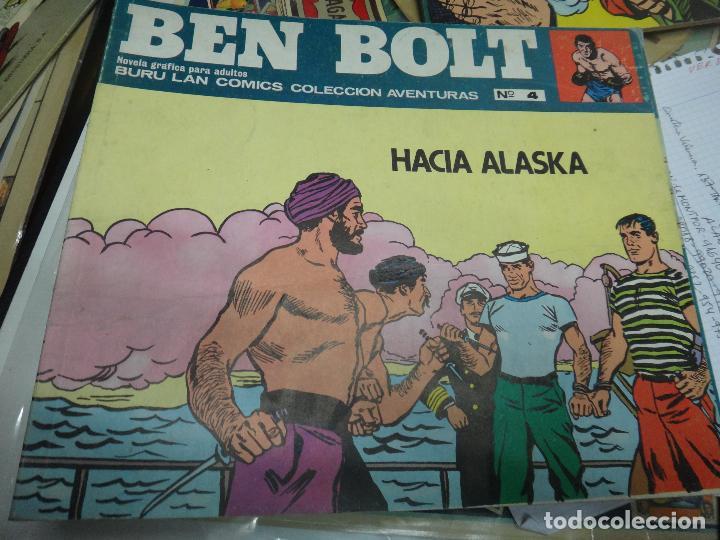 Cómics: BEN BOLT , COLECCION COMPLETA , 12 EJEMPLARES , ORIGINALES - Foto 10 - 37604485