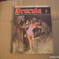 Comics: DRÁCULA Nº 4, EDITORIAL BURULAN. Lote 71022193