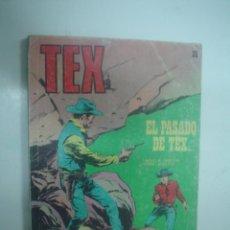 Cómics: TEX Nº 35 - EL PASADO DE TEX - BURU LAN. Lote 71456251