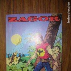 Cómics: ZAGOR VUDU Nº9. Lote 71482791